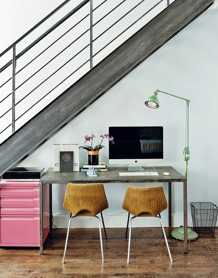 Rethink Your Desk: 5 Ways to Create A More Inspiring Space ...