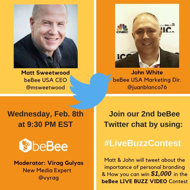 Join @Matt 🐝 Sweetwood, @Virag Gulyas,...: Buzz - beBee