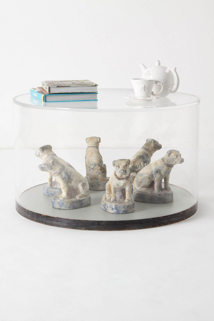 Chien Coffee Table