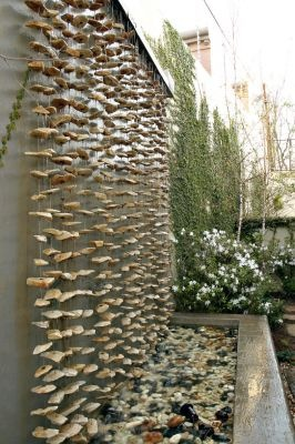Very creative backdrop for home #Pond Click to view full size image