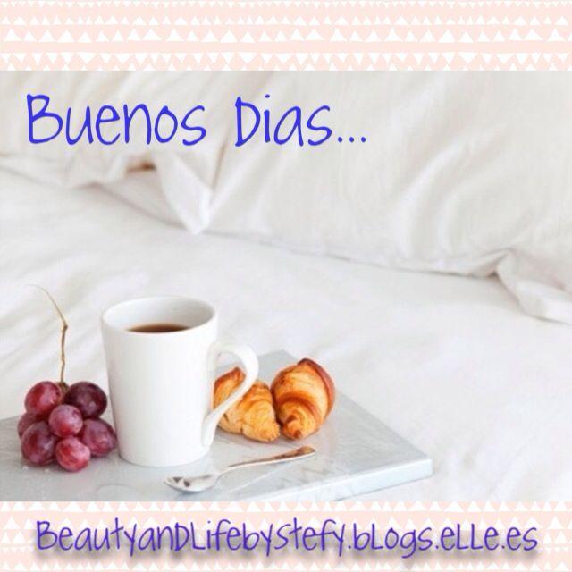 Para hoy se presenta el día cargadito,,, nuevos post, mini entradas, fotos...  Por qué hoy... Tengo el día libre  así que  no dejéis de visitar  Beautyandlifebystefy.blogs.elle.es y COMENTAR‼️COMPARTIR‼️ME GUSTA  Buenos días!!! ☀️  #goodmorning#breakfast#Frühstück#bed#white#puravida#blogselle#spanishblogger#beautyandlifebystefy#bloglovin @beautyandlifebystefy @elle_spain @. .
