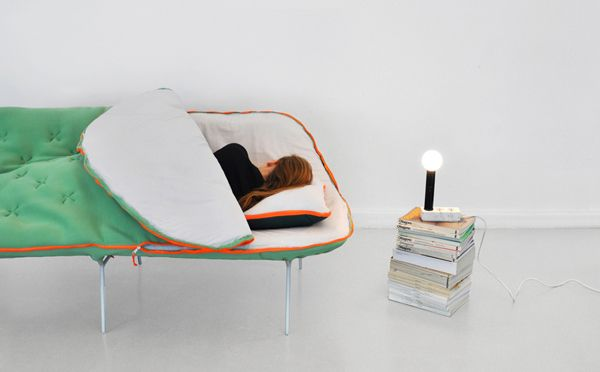 CAMP DAYBED