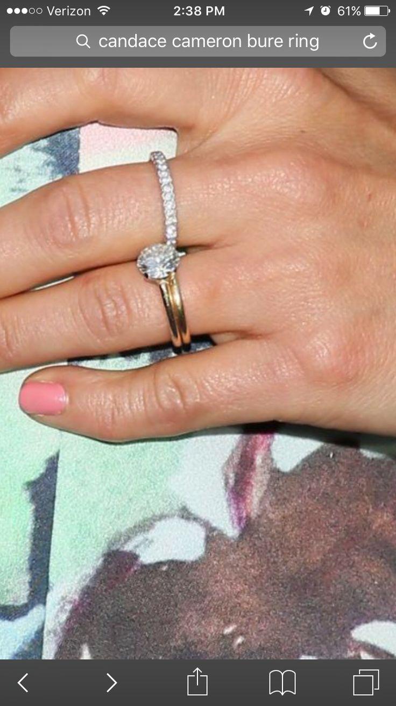 Candace Cameron Bure Ring