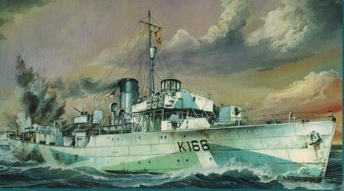 HMCS Snowberry (K166). Builder: George T. Davie & Sons Ltd., Lauzon. Laid down: 24 February 1940. Launched: 8 August 1940. Commissioned: 26 November 1940. Out of service: loaned to Royal Canadian Navy 15 May 1941.