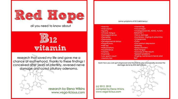 vitamin b12 research papers Conclusion vitamin b12 might help protect against chronic disease and neural tube defects, but more research, particularly in the area of nutritional genomics, is.