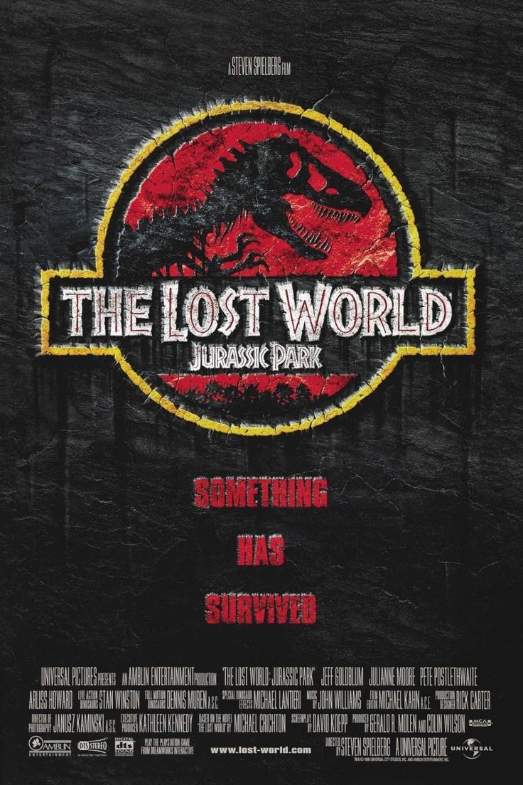 Jurrasic Park 2 The Lost world