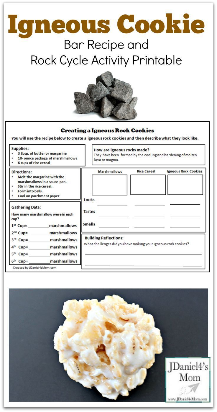 The 25+ best Rock cycle for kids ideas on Pinterest | Types of ...