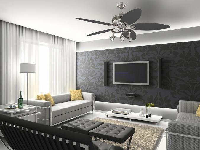 Best 25+ Contemporary ceiling fans ideas on Pinterest Bedroom