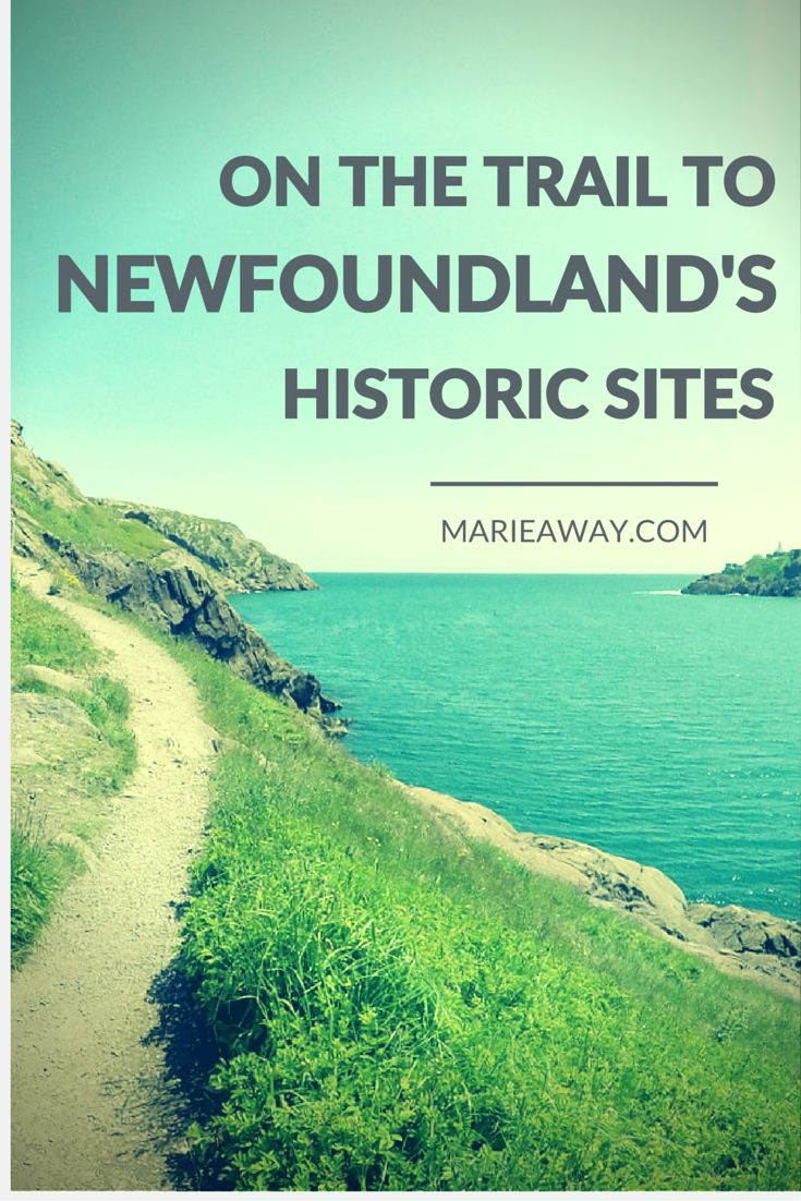 Newfoundland may not be the most popular island out there to visit, but it does have some unique history that makes it stand out within North America. In this post, we check out two of its National Historic Sites: Castle Hill and SIgnal Hill