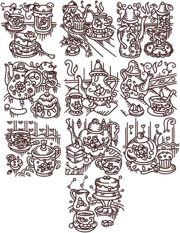 Applique Designs Free Patterns