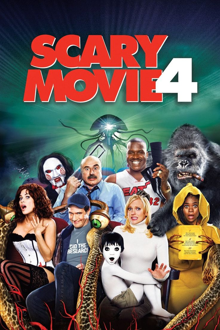 Scary Movie 4 (2006) - Watch Movies Free Online - Watch Scary Movie 4 Free Online #ScaryMovie4 - http://mwfo.pro/108514