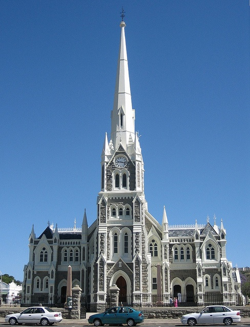 Church, Graaff Reinet, South Africa