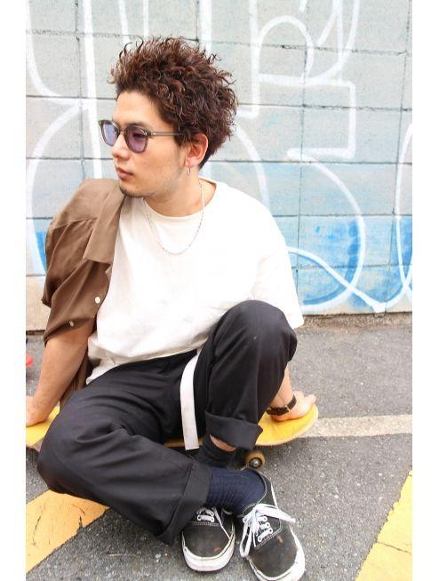 ジャコ ヘアー(jako HAIR)【jako】ツイストスパイラルパーマ
