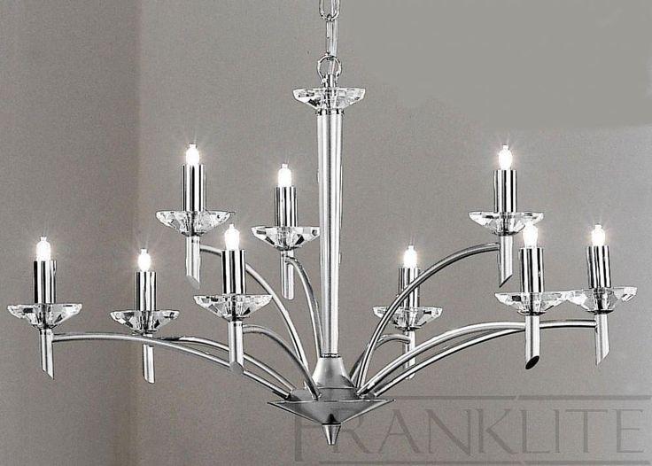 Luxury lighting is pleased to offer franklite lightings rhapsody interior lighting range stylish contemporary modern