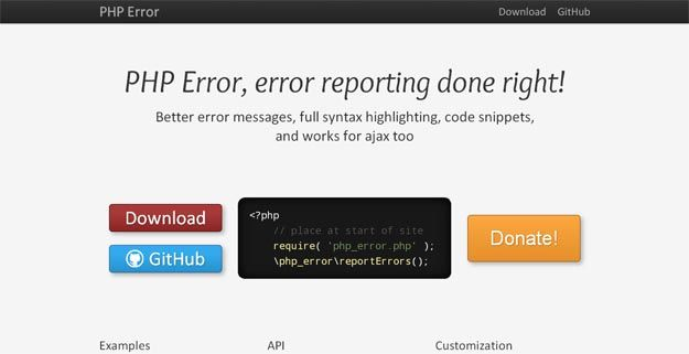 PHP tools list
