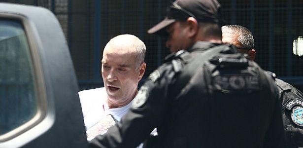 Eike Batista tem cabeça raspada e é transferido para o presídio de Bangu 9