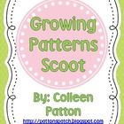 If you need something to extend your students thinking about patterns, then this download is for you. Each task card contains a growing pattern th...