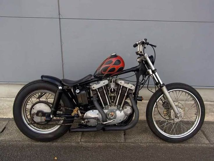 130 best IronHead images on Pinterest | Chopper, Choppers and Custom bikes