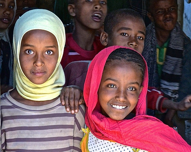 Despite the challenges these girls face every day, they still find the joy in their lives. Remarkable resilience, given what they go through every day. These are the lucky ones. Most are not so lucky.