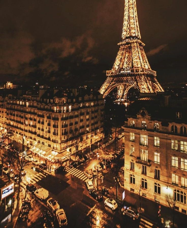 the city of lights indeed - travel | la vie parisienne - paris - france - eiffel tower - urban - city - city lights - night - wanderlust - trip - adventure - vacation - discover places - explore - idea - ideas - inspiration - travel photography