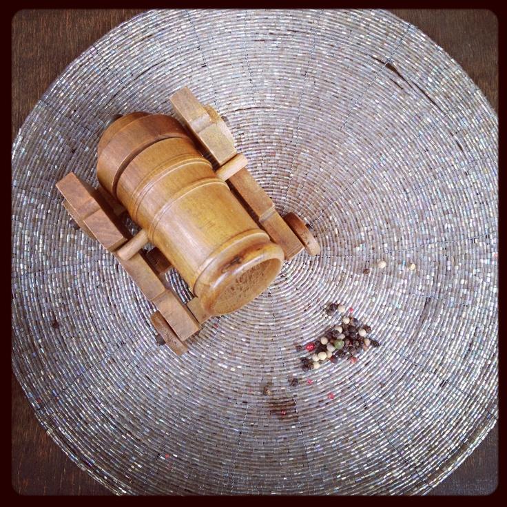 Caffè nei nostri cannoni: #macinacaffe #coffee grinder #trespade #caffe