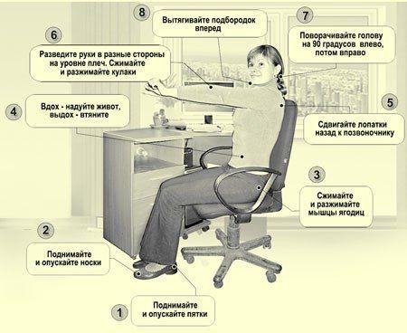 СКРЫТАЯ ГИМНАСТИКА ВОРОБЬЁВА.<br><br>Эта гимнастика отнимет у вас ровно 6 минут, но делать ее надо каждый час.<br>Это очень просто - ведь упражнения можно выполнять лежа, сидя, стоя, при ходьбе, на рабочем месте, за кухонным столом - где угодно.<br>Но первые 3 дня - самые трудные, потому что надо..