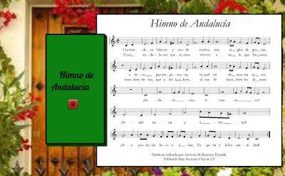 Aula de Música : Himno de Andalucía