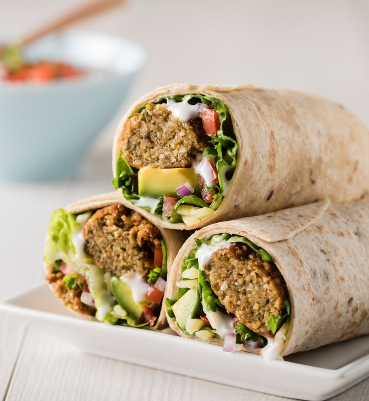 Fit przekąska: falafel z bobu, fot. Fotolia