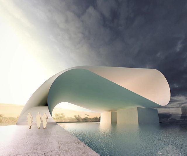 #architecture_hunter  Wind Project, by Rui Vieira Oliveira @ruivieiraoliveira