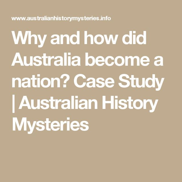 how and why did the australian About the irish in australia there are always opinions, some  described in the australian dictionary of biography as a 'paranoic' and claiming to be a member.