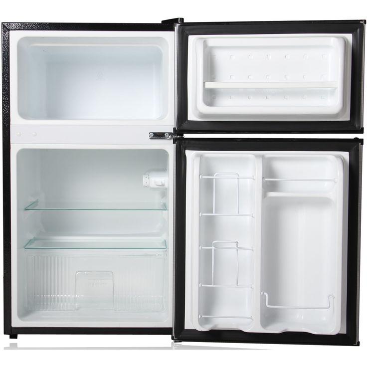 Nice Compact Refrigerator With Freezer, Waxen Part 27