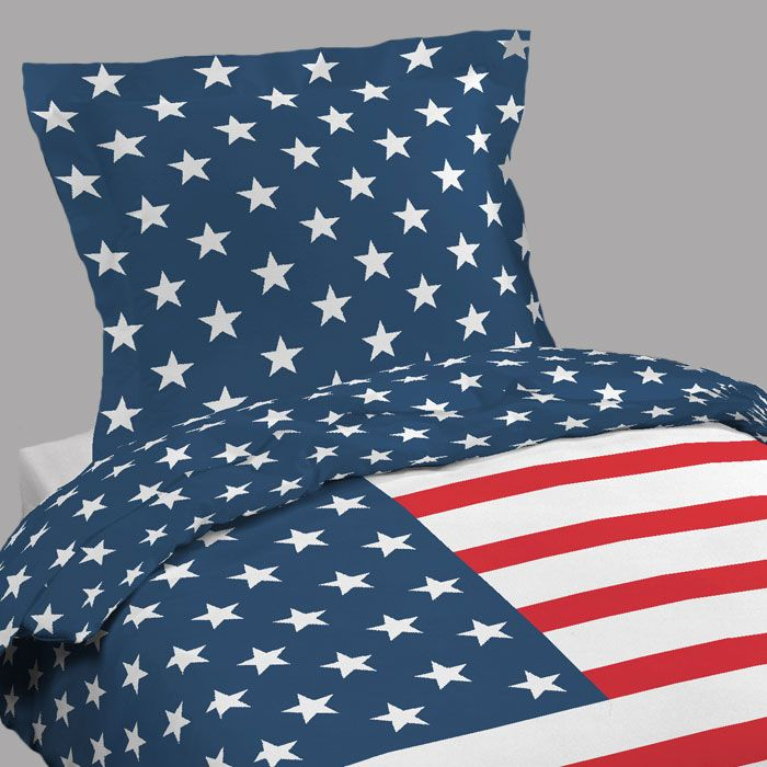 housse de couette usa drapeau taie d 39 oreiller http www. Black Bedroom Furniture Sets. Home Design Ideas