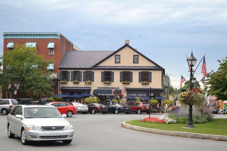 Gettysburg, PA (Геттисберг, Пенсильвания)