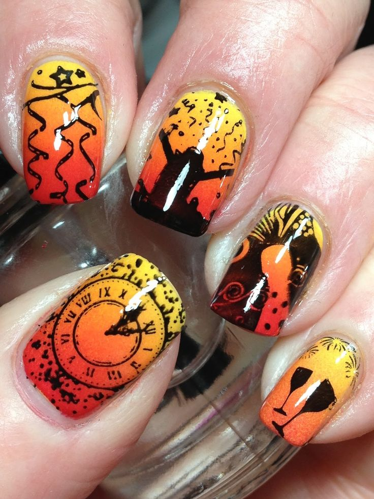 203 best Nail Art (3) images on Pinterest | Nailed it, Nail art and ...