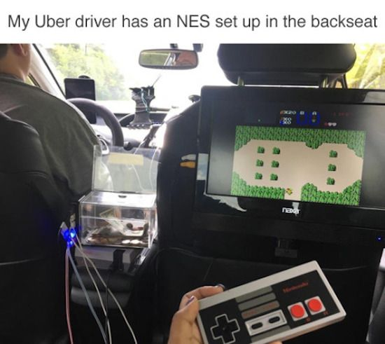 The Best Funny Pictures Of Today's Internet  #funny #pictures #photos #pics #humor #comedy #hilarious #joke #jokes #NES #uber #nintendo