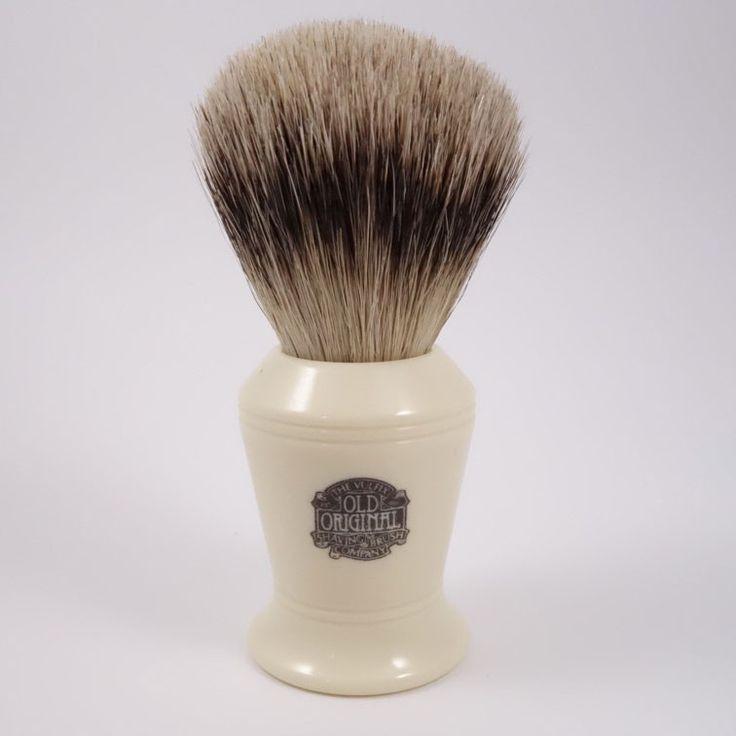 Vulfix No. 375 Lathe Turned Super Badger Shaving Brush