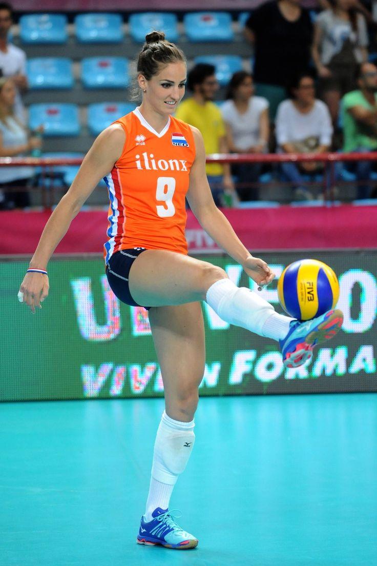 Myrthe Schoot (Netherlands)  2016 FIVB World Grand Prix