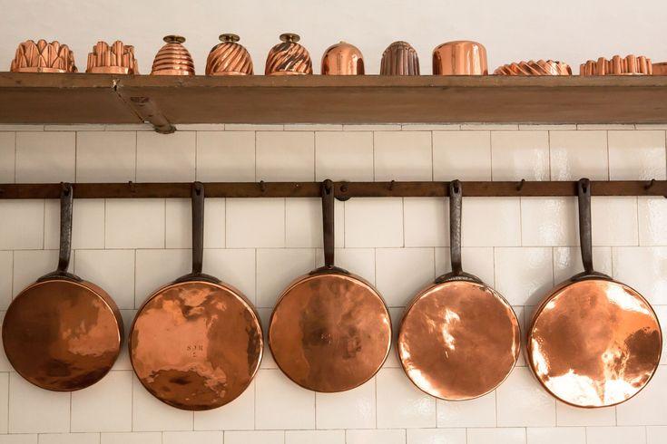 キッチン鍋収納