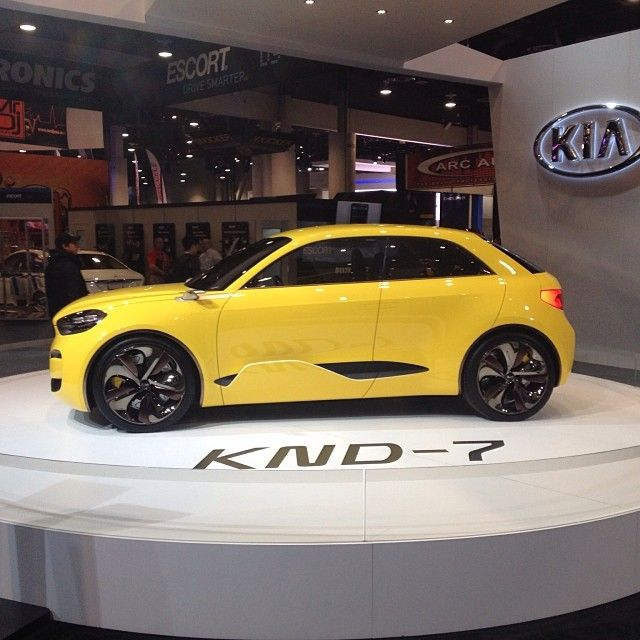 KND-7 Concept. You dig? #CES2014