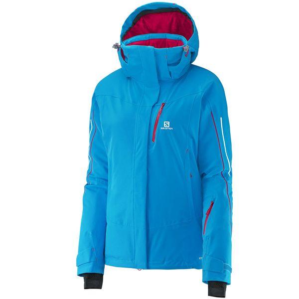 Veste ski salomon brillant jacket homme