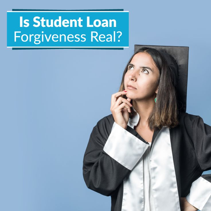 Is Student Loan Debt Forgiveness Real? Debunking The Myth
