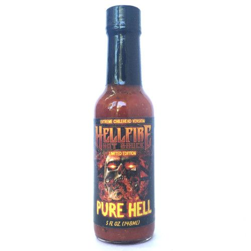 Hellfire Pure Hell Extreme Chilehead Version
