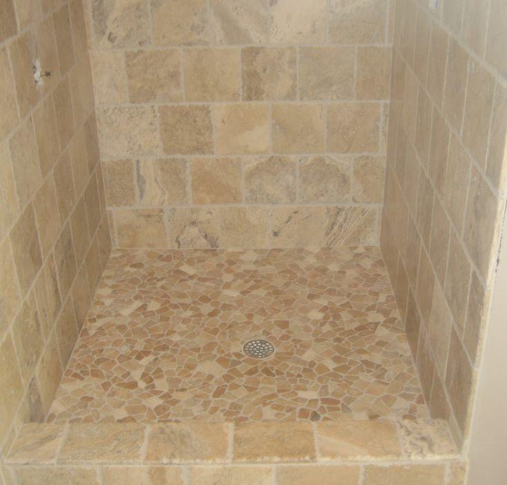 Bathroom Tile Ideas For Shower Floors best 25+ cleaning shower floor ideas on pinterest | tub cleaner