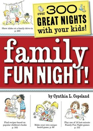 BARNES & NOBLE | Family Fun Night! by Cynthia L. Copeland, Cider Mill Press | Paperback