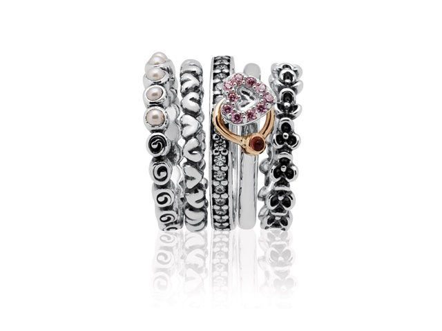 pandora rings for kids