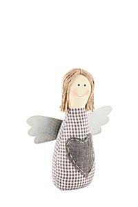 ANGEL HEART DOORSTOP