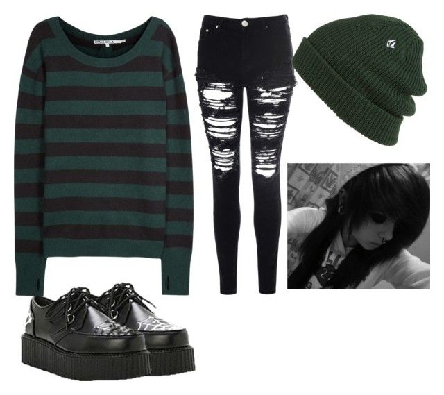 """creep"" By Twentyonejordan Liked On Polyvore Featuring Pam"