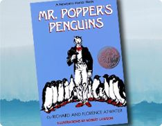 Mr. Popper's Penguins Discussion Guide   Scholastic.com