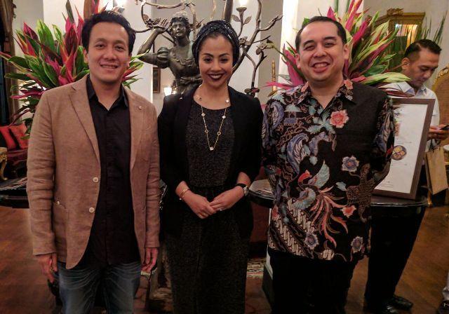 Peningkatan Hubungan Bilateral Indonesia-Malaysia Melalui People to People Relationship : Pendiri Indonesia Malaysia Club (IM Club) yang juga Staf Khusus Presiden Joko Widodo (Jokowi) Diaz Hendropriyono mengatakan peningkatan hubungan bilateral antara