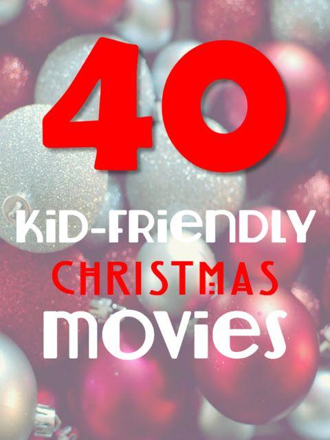 Harris Sisters GirlTalk: 40 Kid-Friendly Christmas Movies